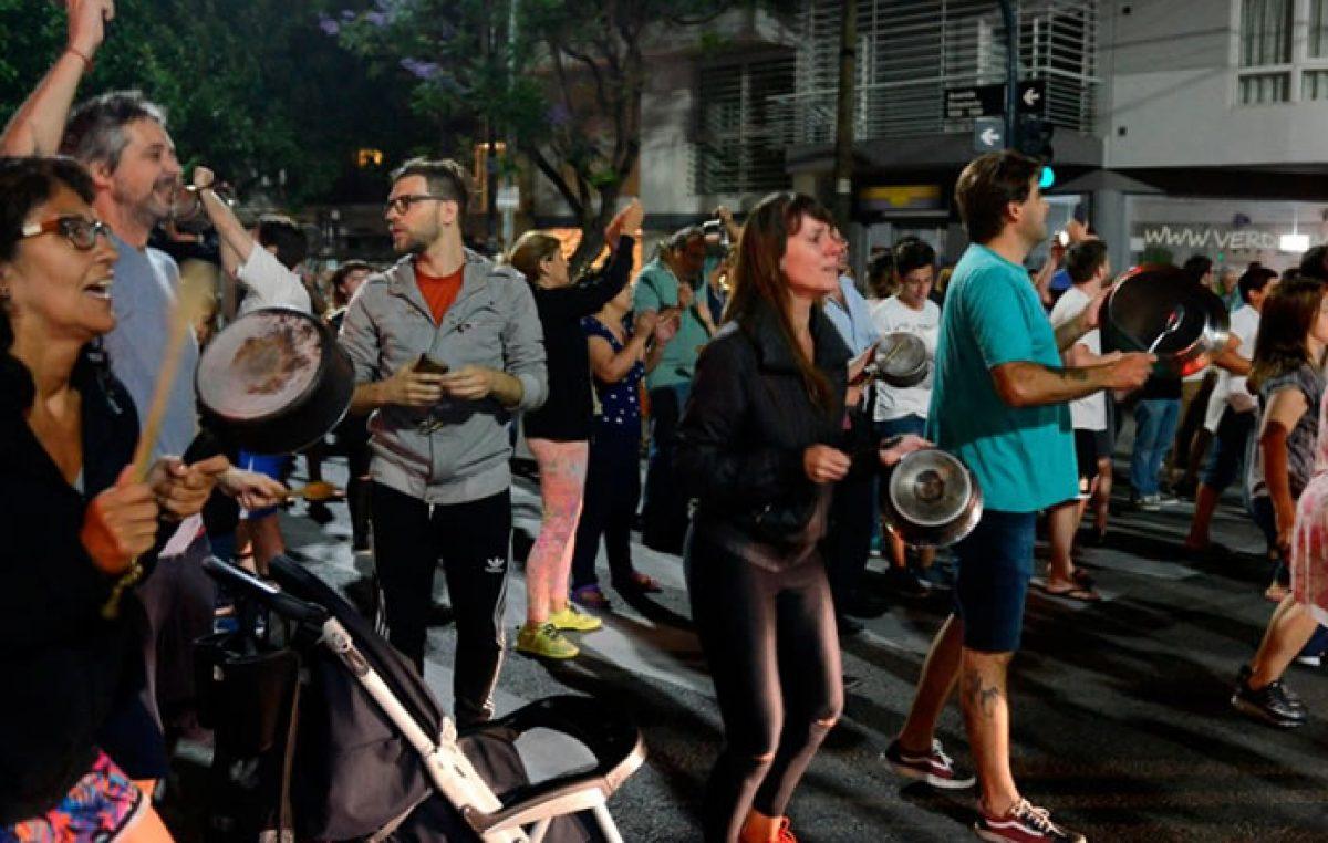 Se viene otro ruidazo contra los tarifazos en Rosario