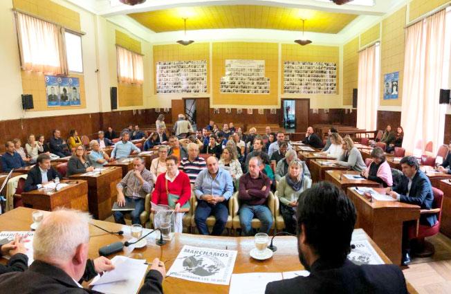 Sesión especial: volvió a faltar el intendente de Mar del Plata y fueron solo 3 funcionarios
