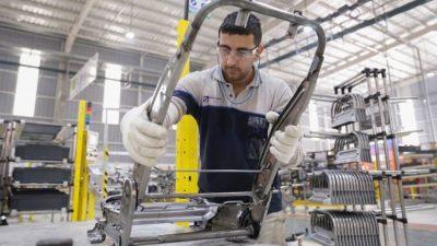 El 54,8% de la industria cordobesa, con menor actividad que en 2018