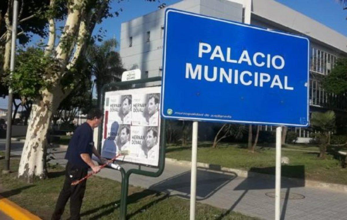 Avellaneda: crece la deuda con los empleados municipales