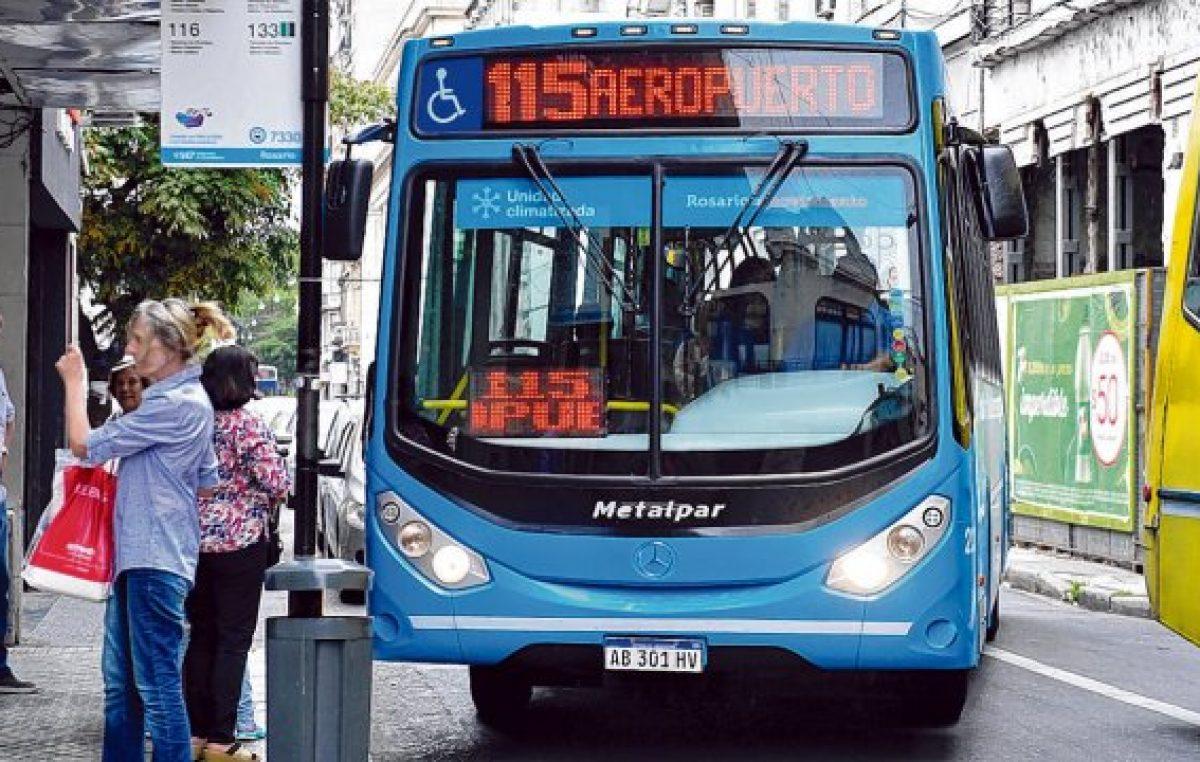 """Rosario: """"En transporte, el gobierno macrista acompaña sólo a los distritos más ricos"""""""