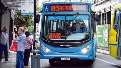 Rosario: «En transporte, el gobierno macrista acompaña sólo a los distritos más ricos»