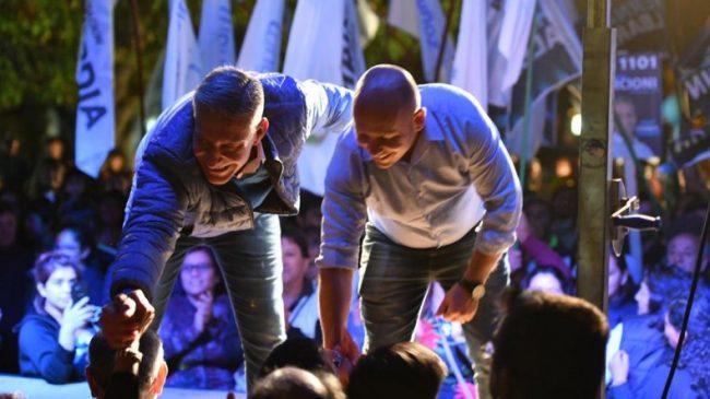 Chubut: Arcioni fue el más votado y Carlos Linares será el candidato del PJ
