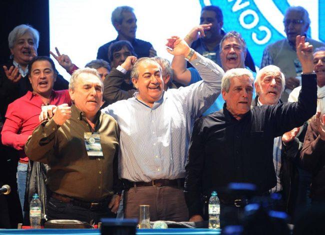 Firme y lejos del pueblo: la CGT no parará el 30 de abril