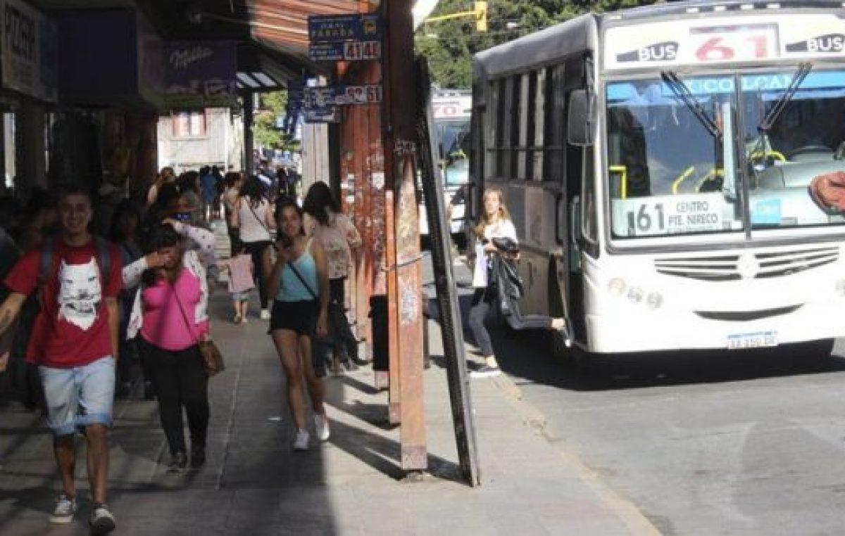 Aseguran que la situación delTransporte Urbano de Pasajeroses preocupante en todo el país
