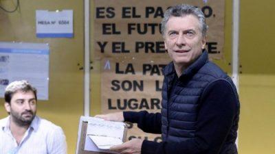 """El PJ advirtió que si Macri prohíbe las colectoras """"distorsionará el proceso electoral"""""""