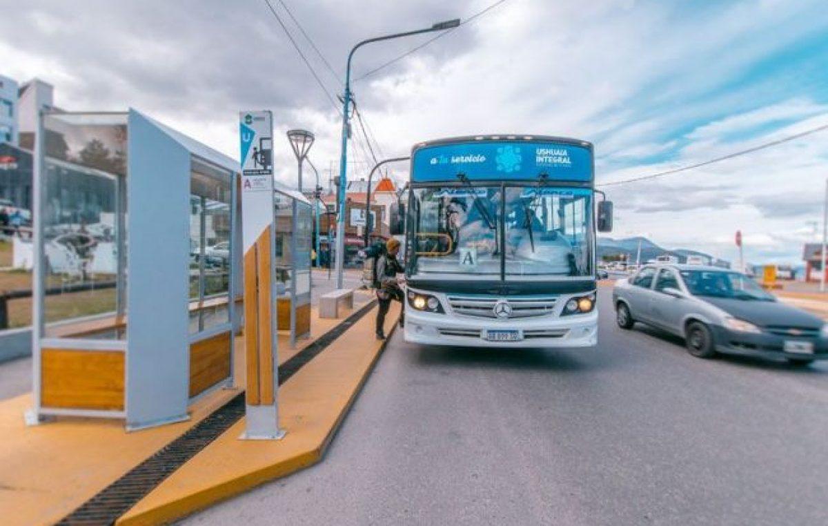 Subsidio extraordinario al transporte público en Ushuaia