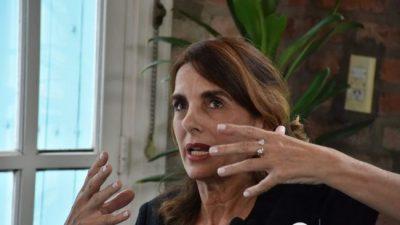 """Santa Fe, Maria Eugenia Bielsa: """"El consenso es sin exclusiones"""""""