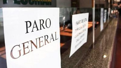 FESTRAM Santa Fe adhiere al Paro General del 30 de Abril