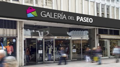 Cerraron 17 locales de una galería céntrica en Rosario