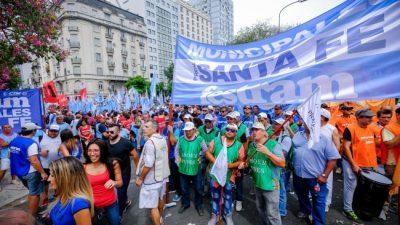 """Claudio Leoni: """"FESTRAM marcha a Buenos Aires por la Unidad contra el Ajuste"""""""