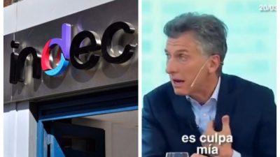 """El """"pico"""" de Macri: la inflación de marzo fue del 4,7 por ciento"""