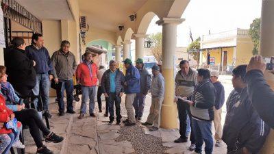 Intendentes salteños buscan fondos para pagar los aumentos a los municipales