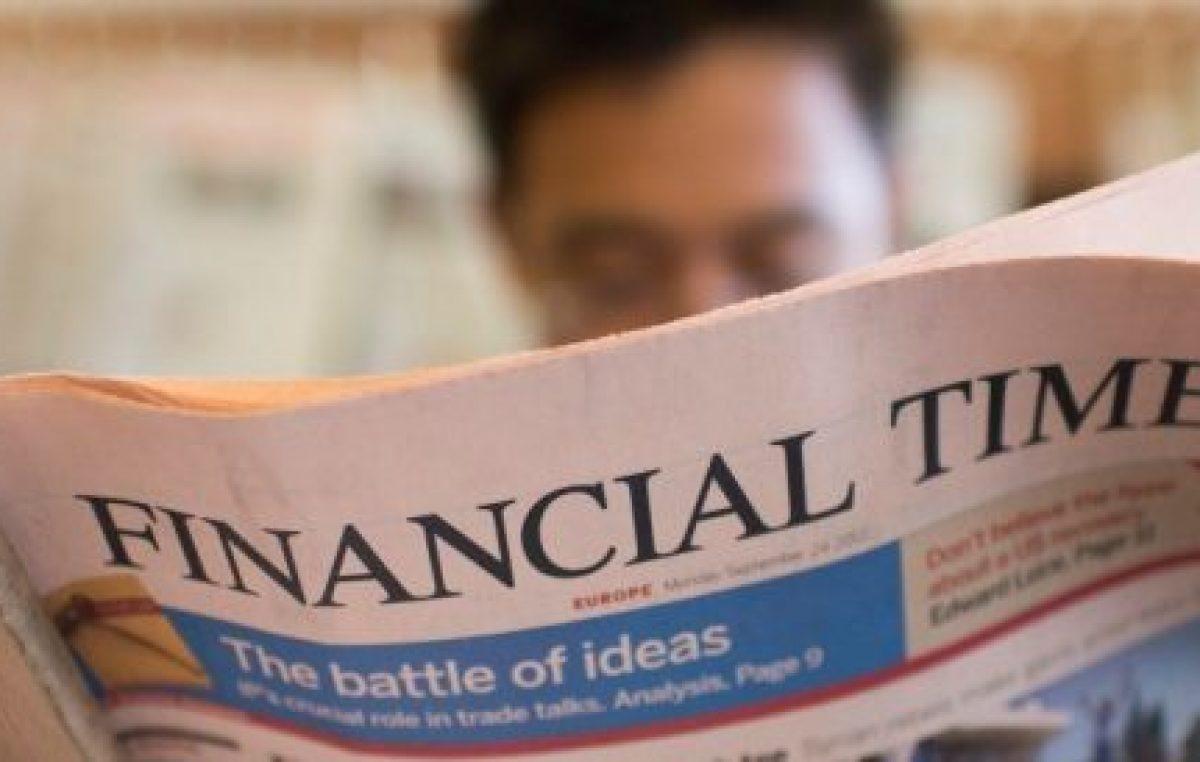 «Argentina está en la cornisa»: el crudo análisis del Financial Times