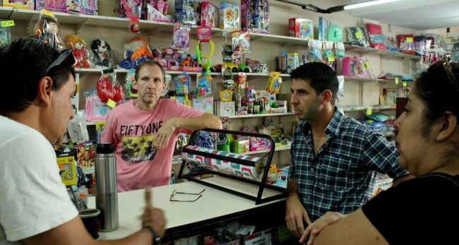 Kiosqueros y almaceneros santafesinos preocupados por la situación