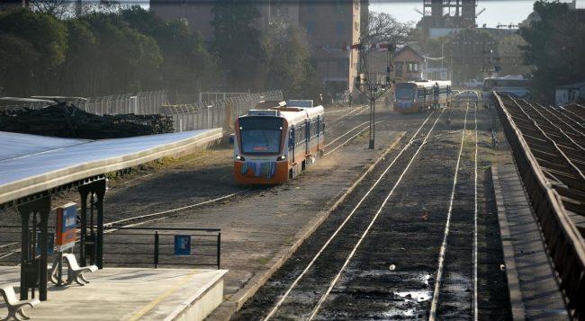 El Ferrourbano de Córdoba, un proyecto que se planeó en la década de 1950