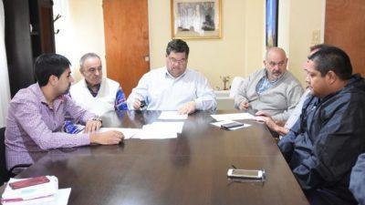 Paritaria 2019 en Berisso: Nedela y gremios municipales llegaron a un acuerdo salarial