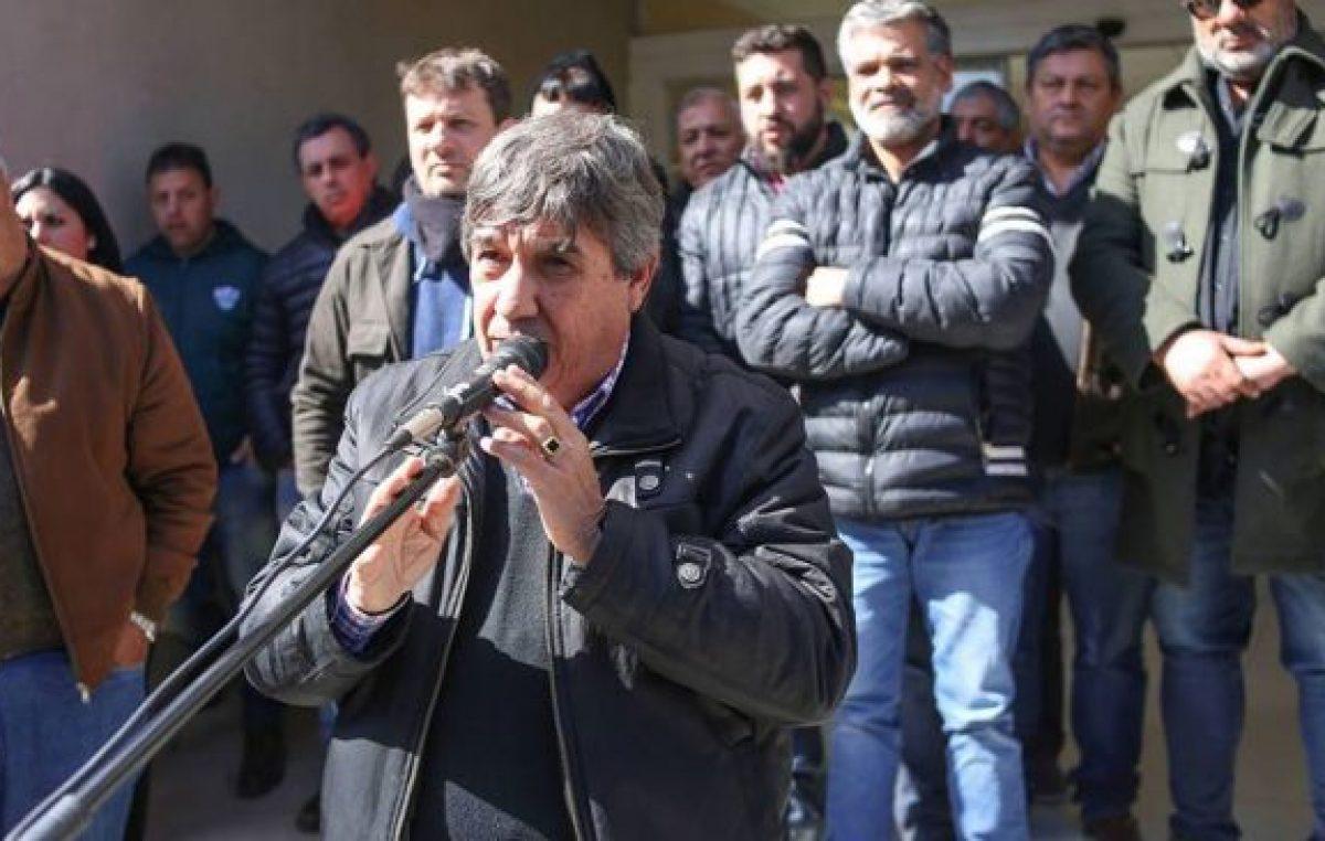 Municipales bonaerenses lanzan su brazo político en provincia