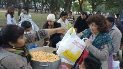 Jujuy: Un refugio que cobija y alimenta al más necesitado