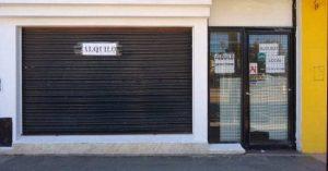 Cerraron 50 comercios en sólo dos meses en Caleta