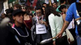 El desempleo en Rosario trepa a casi el 15%
