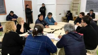 Río Gallegos: Avances para la recategorización de más de 1.300 municipales