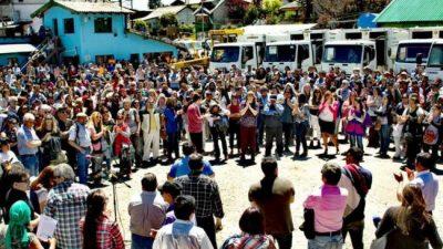 Trabajadores municipales de Bariloche rechazaron la oferta de Gennuso
