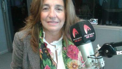 Silvina Frana: «El camino hacia la seguridad es con determinación política»