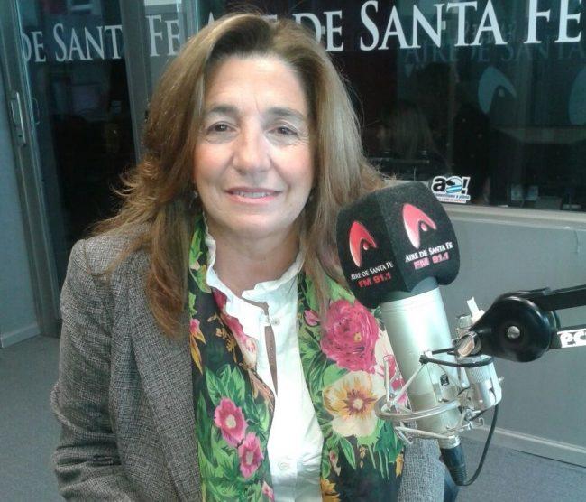 """Silvina Frana: """"El camino hacia la seguridad es con determinación política"""""""