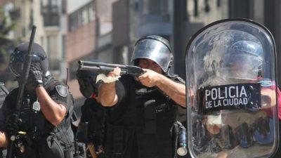 Ciudad de Buenos Aires: Los golpes de la seguridad