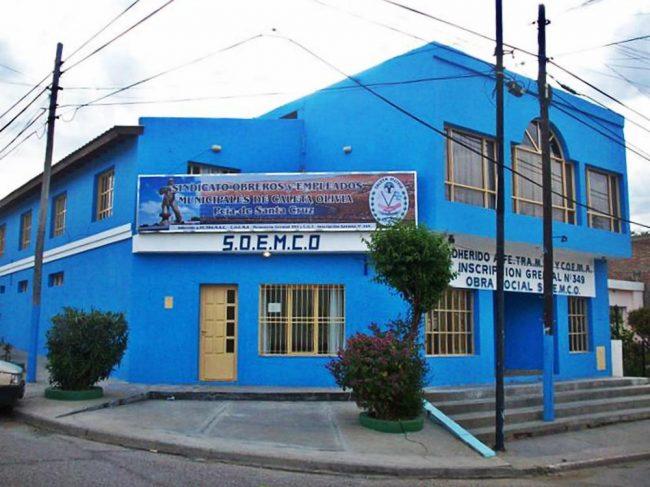 Municipales de Caleta Olivia inician paro por tiempo indeterminado