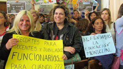 """El intendente de Mar del Plata dijo que el sistema educativo municipal """"no existe"""""""