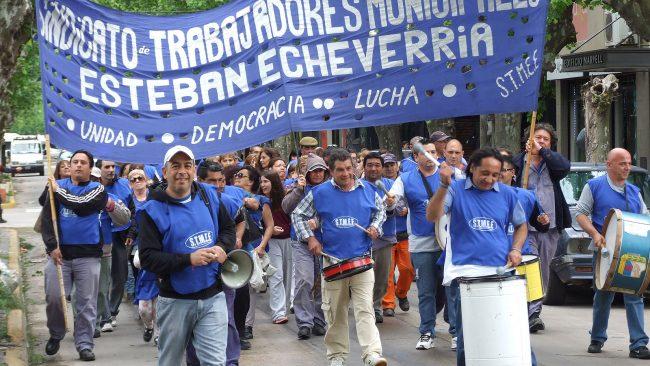 Municipales de Echeverría aceptaron aumento de 35 %