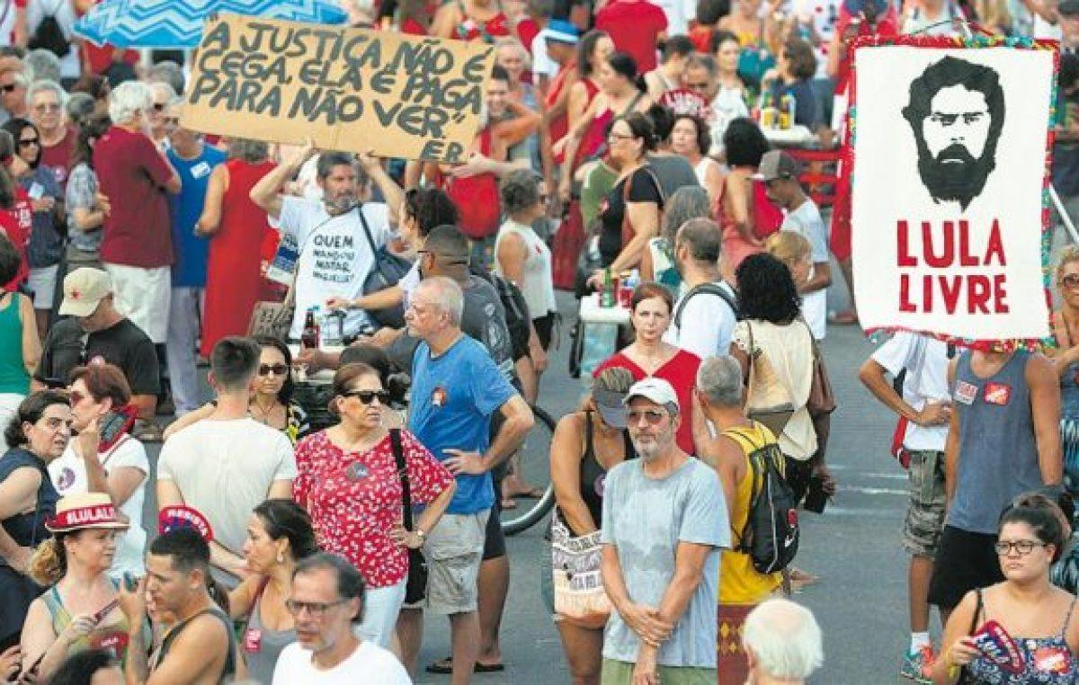 Lula y los millones de voces que se hacen oír