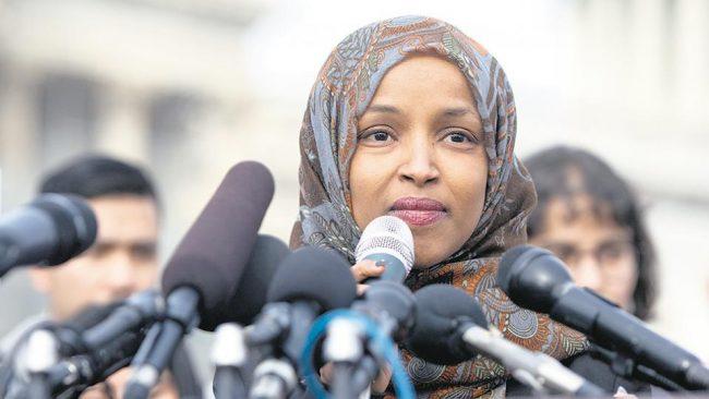Trump, a la carga contra la diputada musulmana