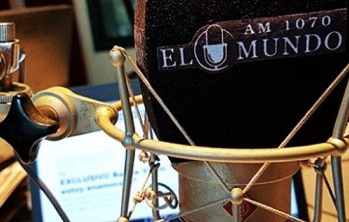 El cierre de Radio El Mundo dejó en la calle a más de 60 trabajadores