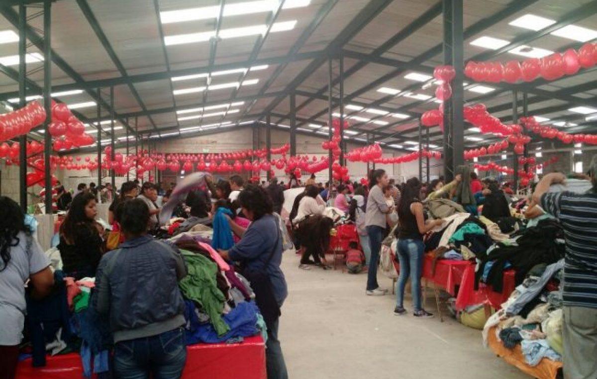 Ventas en comercios jujeños de ropa formal y usada con fuertes caídas
