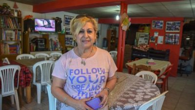 Neuquén: Se duplicó la demanda en el comedor Caritas Felices