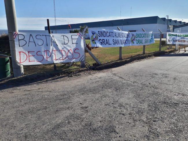 La Campagnola: sólo el 25% de los trabajadores mendocinos serán reinsertados