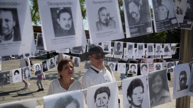 En cinco meses hallaron en México 222 fosas clandestinas y 337 cadáveres
