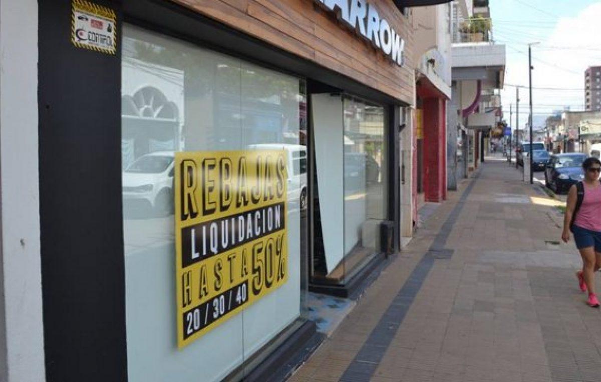 Brutal caída en las ventas de comercios de Venado