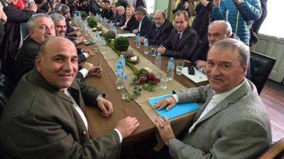 Acuerdo: Gobernadores no firman y avanzan en diseño de contrapropuesta