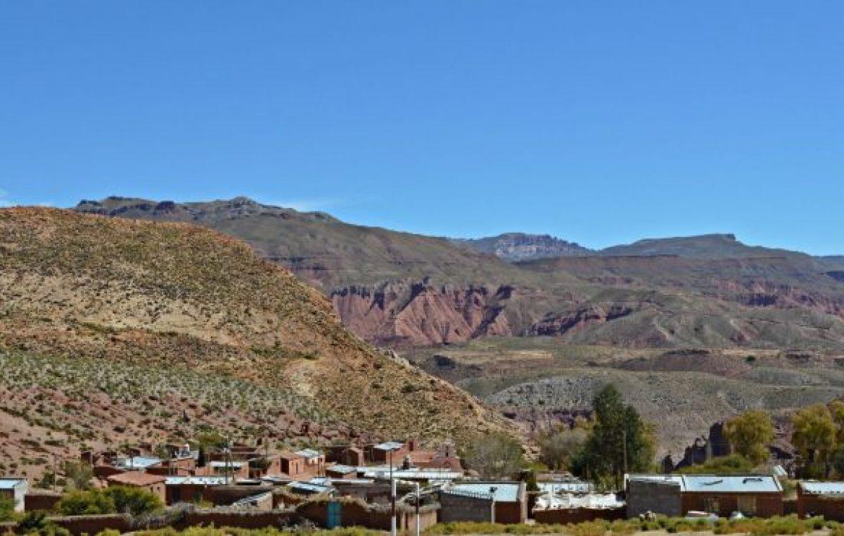 La Ciénaga es el segundo pueblo solar de Jujuy