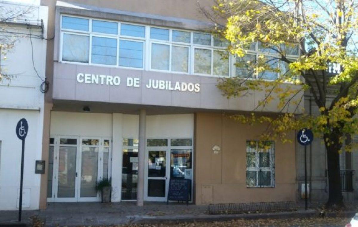 Coronel Suárez: la crisis pone en jaque al Centro de Jubilados