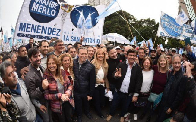 Para el PJ bonaerense la fórmula Fernández-Fernández demuestra la grandeza de Cristina