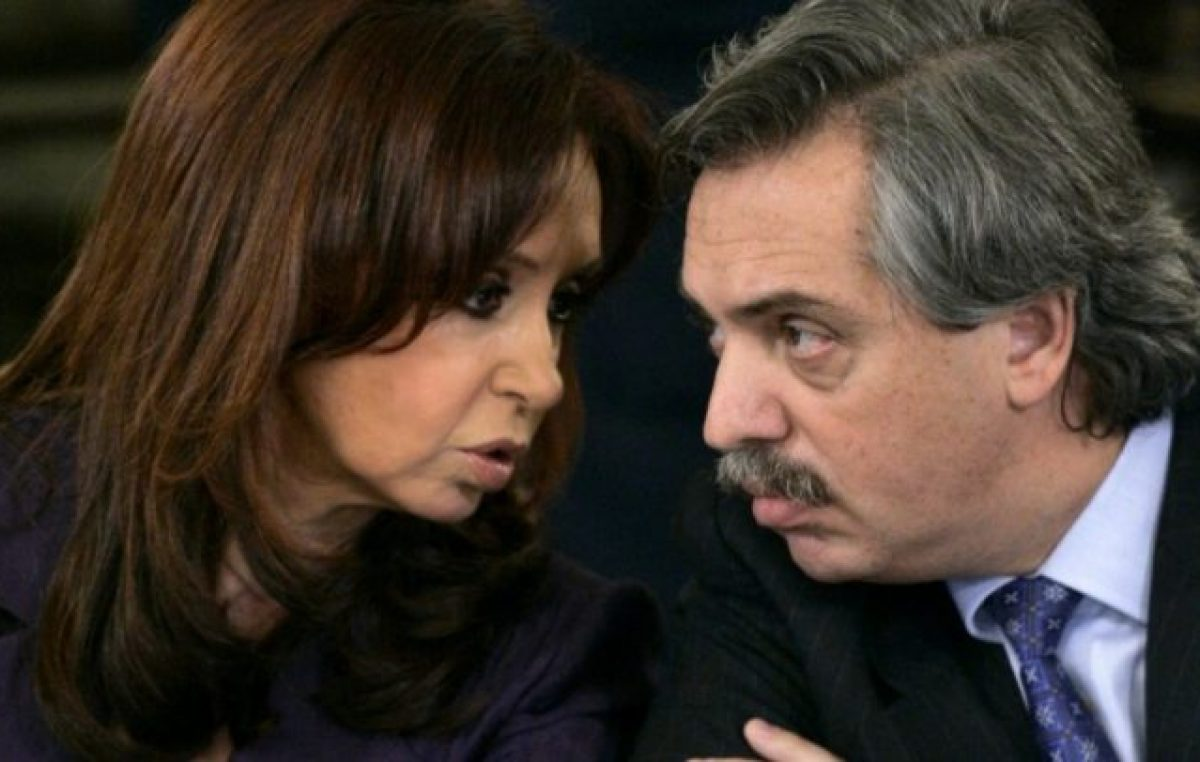 La fórmula Fernández-Fernández ya cosechó el apoyo de ocho gobernadores del peronismo