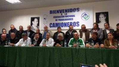 """El PJ bonaerense asegura: """"El acatamiento al paro en nuestros distritos es el más alto que recordamos"""""""