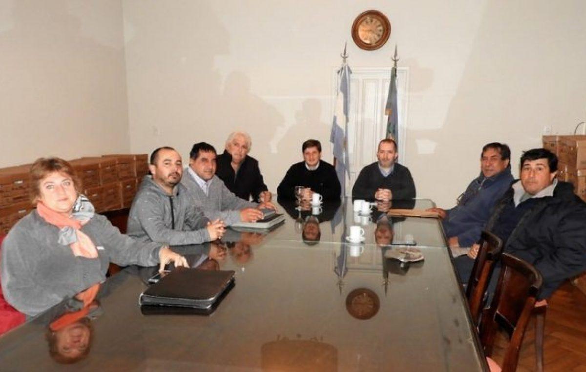 Villegas: Municipales acordaron un adicional del 5% y preparan pedido de categorización de los aumentos