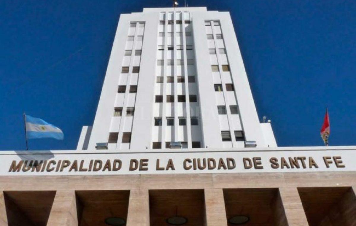 Los intendentes salientes deberán detallar cómo dejan las finanzas del Municipio de Santa Fe