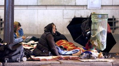 La brecha entre ricos y pobres en la Ciudad de Rodríguez Larreta subió al 231%